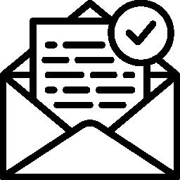 Logo lettere anonime e riscatti
